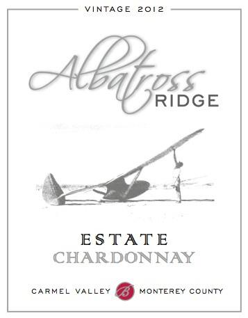 2012 Albatross Ridge Estate Chardonnay