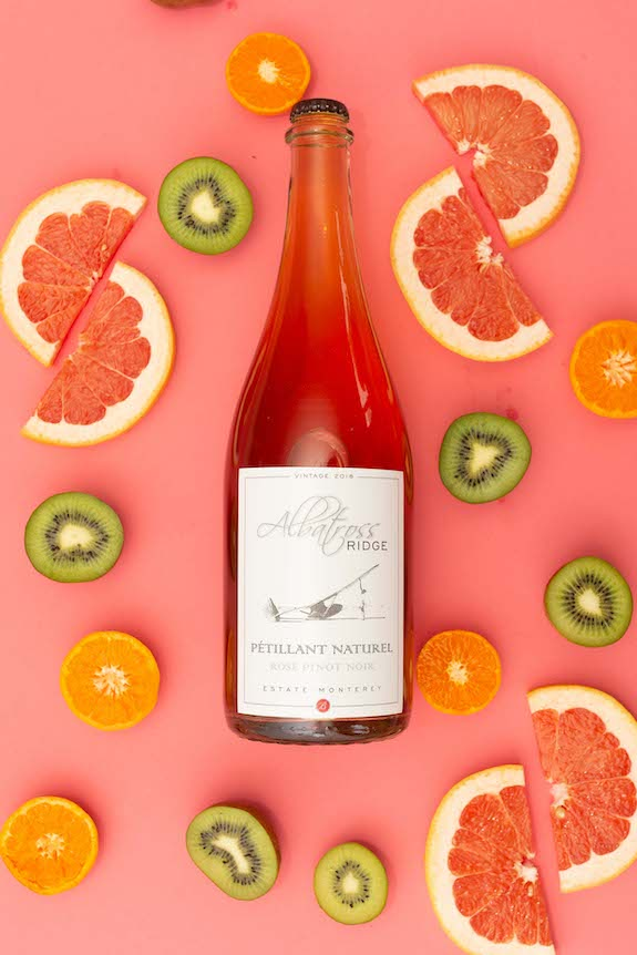 2018 Albatross Ridge Pétillant Naturel Rose